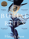 Cover image of Burial Rites
